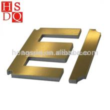 Fabrication de noyau d'IE de feuille d'acier de silicium non poreux de haute qualité