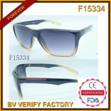 Unsex individualité Sunglasses multicolore avec échantillon gratuit (F15334)