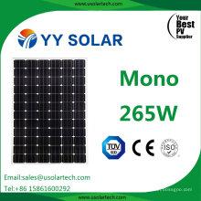 High Quality 265W Mono Solar Panel
