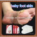 2015 hotsale OEM baby foot silky care mask