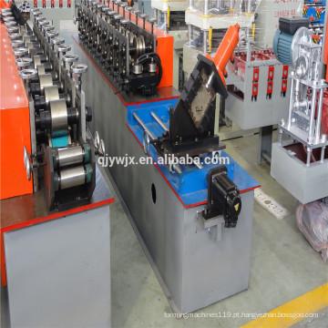 quilha de aço leve hidráulica que faz a máquina
