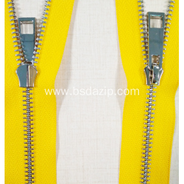 No. 3 Stainless Steel Zipper as Sab