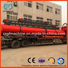 Biomass Pellet Rotary Dryer Plant