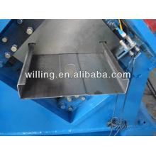 Máquina de laminação de rolo de aço Purlin