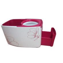 Spin Mop Bucket With Mircofiber Mop head