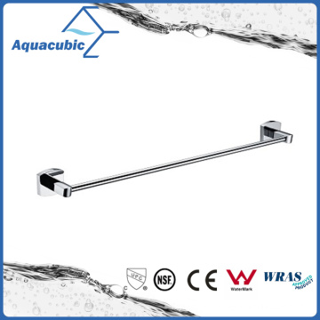 Chromed Wall-Mounted Single Towel Bar (AA7714)