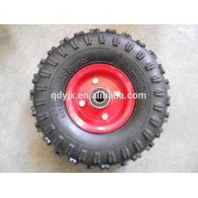 rubber wheels for trolley 4.10/3.50-4