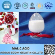 Ácido alimentar de ácido málico