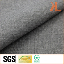 Polyester Inherently Fire / Flame Retardant Linge ignifuge Look Black-out Fabric