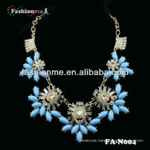 2013 hottest statement necklace shourouk style necklace