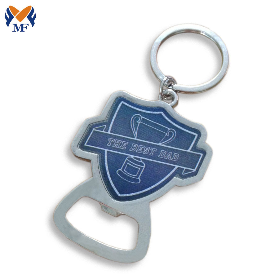 Father S Day Bottle Opener Keyring