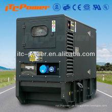 15kW ITC-Power soundproof gerador diesel Set elétrico