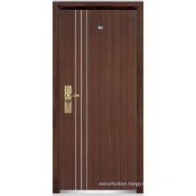 Steel Wood Armored Door / Steel Wooden Armored Door (YF-G9010)