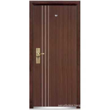 Steel Wood Armored Door / Steel Wooden Armored Door (YF-G9010)