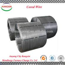 Comprador de índia Calium Silicon / CaSi liga cored wire Preço de fábrica