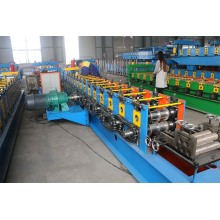 Menyediakan CZ Purlin Roll Forming Machine