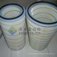 Filtro de filtro de aire de filtro de turbina de gas FORST Proveedor