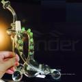 Стекло водопроводные трубы для курения с Hunders стиля