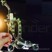 Wunder Brand New Creative Design Shisha Glaspfeifen Wasserpfeifen
