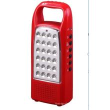 Linterna de emergencia portátil Muti-Function con radio