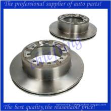 5001864712 5010260609 pour renault master mascott camion disque de frein