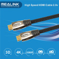 Ultra Alta Velocidade 4k HDMI 2.0 Cabo com Retorno de Áudio Ethernet 4k * 2k