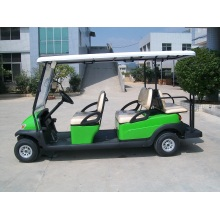 4 Wheels Electric Gof Car for Golf Course