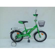"""Bicicleta para niños con marco de acero de 14 """"(BX1406)"""