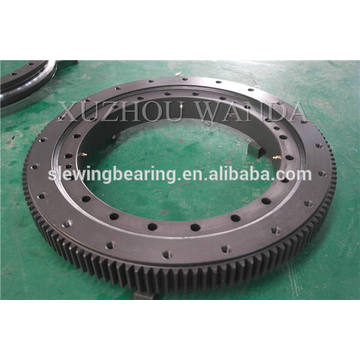 slewing equipment used turntable gear ring bearing