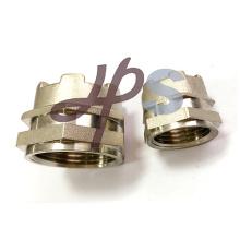 Accesorio de latón PPR para tubo de PPR