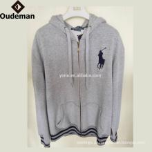 späteste Großhandelskinder Hoodies u. Sweatshirts kundenspezifische Zip Hoodies