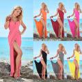 Strandkleider und Tunika chiffon weißen Dame Strand Chiffon Kleid Guangzhou / Baumwolle Spitze Kaftan