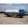 9cbm 150HP Fecal Tanker Trucks