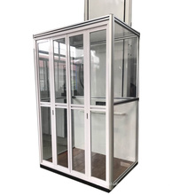 Hydraulic 3m 400kg hydraulic home lift indoor home lift home min lift elevator