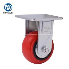 Non Swivel 4 Inch Caster Wheels