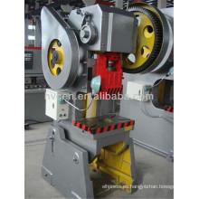 Máquina de prensa de perforación de chapa metálica JB23 63T
