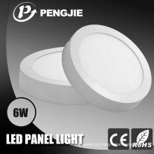 Luz del panel de la superficie de 6W LED para interior con CE (PJ4036)