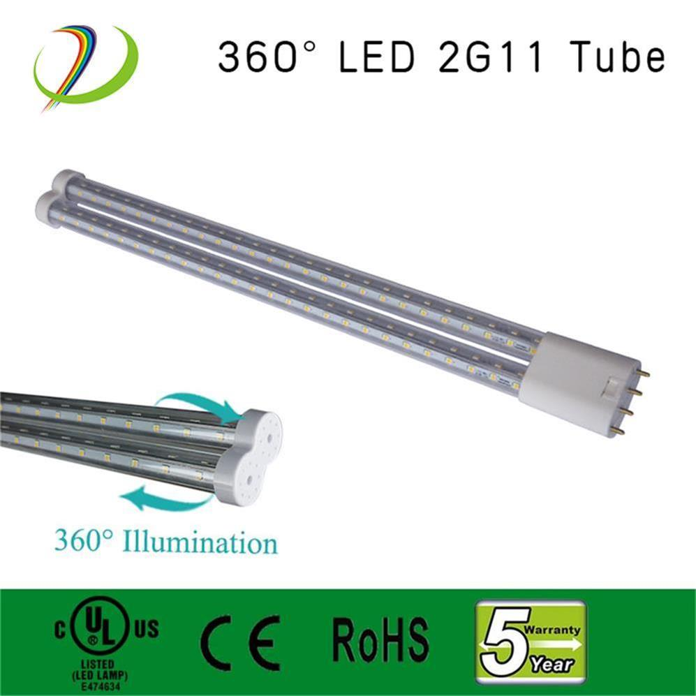 18W 2G11 Led Lamp with UL listed