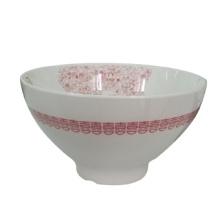 Mélamine Ramen Bowl / Style de la cuisine chinoise / bol de soupe (WT567)
