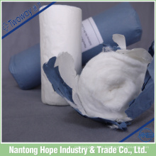 Rollo de algodón transpirable médico enrollado con papel artesanal