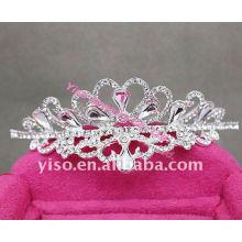 Corona de concurso de belleza