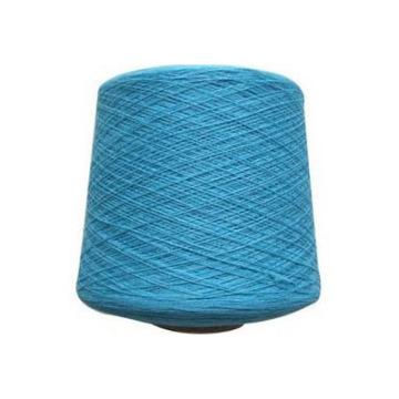 Hilo de coser hecho girar de alta calidad del algodón / de la base polivinílica