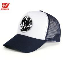 Preiswerteste kundengebundene Fernlastfahrer-Maschen-Kappe