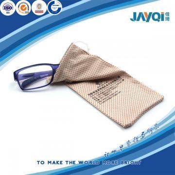 Grey Drawstring Bag for Glasses