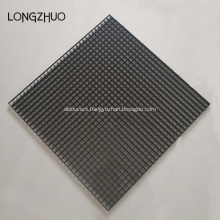 Fire Retardant HVAC Air Diffuser Egg Crate Grille