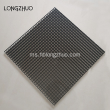 Retardant Fire HVAC Air Diffuser Egg Crate Grille