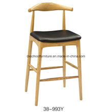 Hot Selling Solid Wood Highchair for Bar