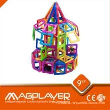 Brinquedo Educacional DIY Brinquedos Magnéticos Pessoas Ecologicamente Amigável