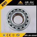excavator bearing 06000-23124 for komatsu swing gearbox