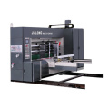 Full automatic printer slotter die cutter machine jialong